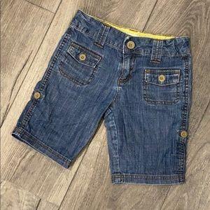 Girls Cherokee Shorts